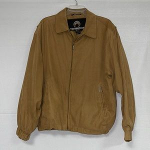 Weatherproof Men's Microsuede Jacket L